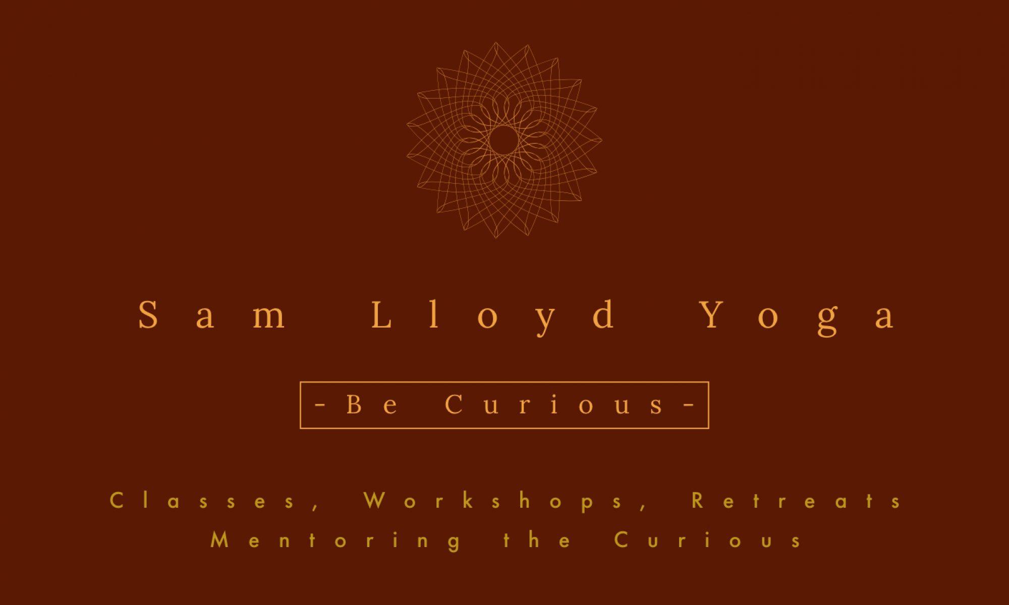 Sam Lloyd Yoga
